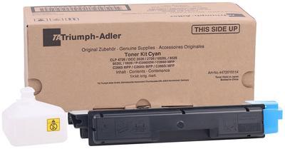 Triumph Adler - Triumph Adler CLP-4726, DCC-2626 / DCC-2726 / DCC-6526 Mavi Orjinal toner (4472610111)