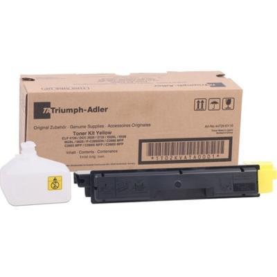 UTAX - Triump Adler CLP-4726, DCC-2626 / DCC-2726 / DCC-6526 Sarı Orjinal toner