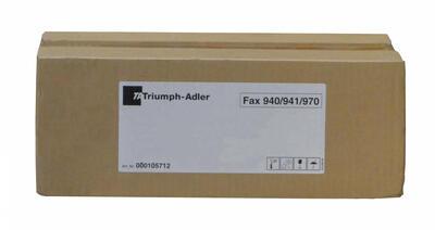 Triumph Adler - Triumph Adler 251311079 İkili Paket Orjinal Toner - Fax 940 / 970