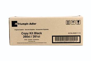 Triumph Adler - Triumph Adler 260CI Siyah Orjinal Toner (652611115)
