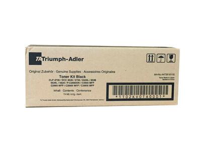 Triumph Adler - Triumph Adler CLP-4416 Siyah Orjinal Toner / Utax CLP-3416 (4441610115)
