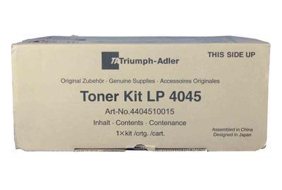 Triumph Adler - Triumph Adler LP-4045 Orjinal Toner (4404510015)