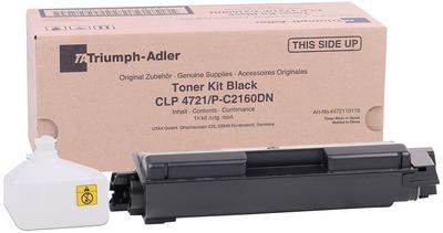 Triumph Adler - Triumph Adler P-C2160DN / CLP-4721 Siyah Orjinal Toner Utax CLP-3721 (4472110115 )