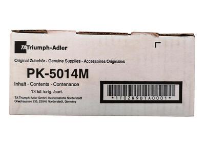Triumph Adler - Triumph-Adler PK-5014M Kırmızı Orjinal Toner (1T02R9BTA0)