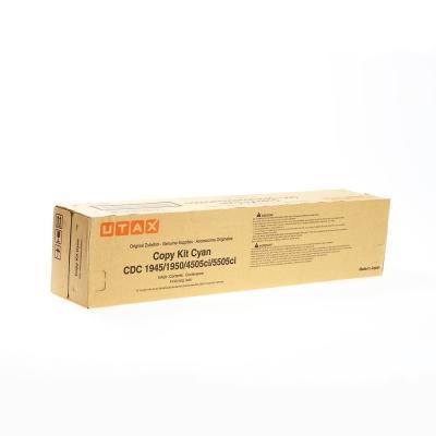 UTAX - Utax 654510011 Mavi Orjinal Toner CDC 1945, CDC 1950, DCC 2945, 2950, DCC 4505ci, 5505ci