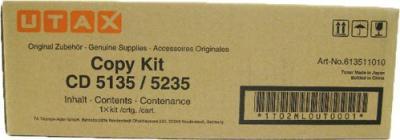 UTAX - Utax CD-3520/3525/5135/5235 Orjinal Siyah Fotokopi Toneri