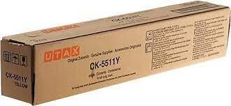 UTAX - Utax CK-5511Y Sarı Orjinal Toner - 350ci / 400ci