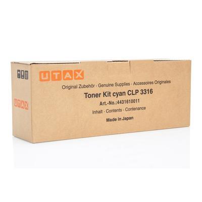 UTAX - Utax CLP-3316 Mavi Orjinal Toner (4431610011)