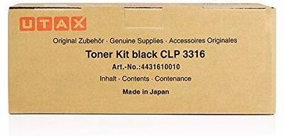 UTAX - Utax CLP-3316 Siyah Orjinal Toner (4431610010)