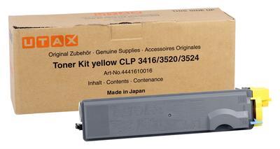 UTAX - Utax CLP-3416 Siyah Orjinal Fotokopi Toneri (4441610016)