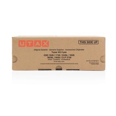 UTAX - UTAX CLP-3726, CDC-1626 / 1726 / 5526L/ 5626 MAVİ ORJİNAL TONER Triumph Adler DCC-2626 / 2726