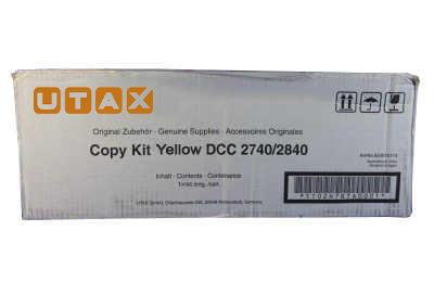 UTAX - Utax DCC-2740, DCC-2840 Sarı Orjinal Toner