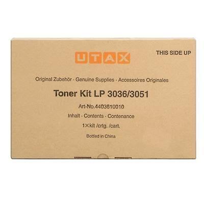 UTAX - Utax LP-3036 Orjinal Toner / LP-3051