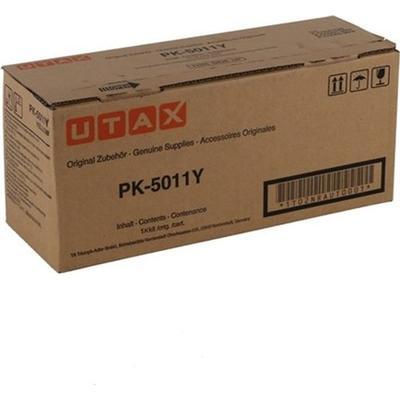 UTAX - Utax PK-5011Y Sarı Orjinal Toner - 3060MFP / 3061MFP / 3065MFP