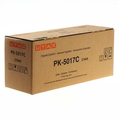 UTAX - Utax PK-5017C Mavi Orjinal Toner - P-C3062i / P-C3066i