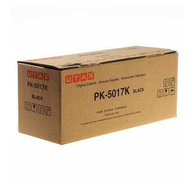 UTAX - Utax PK-5017K Siyah Orjinal Toner - P-C3062i / P-C3066i