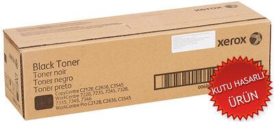 XEROX - Xerox 006R01175 C2126 / C2128 / WC7328 / 7335 / 7345 Siyah Orjinal Toner (C)