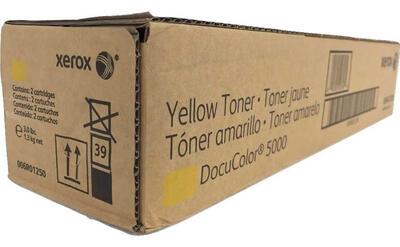 XEROX - Xerox 006R01254 Sarı Orjinal Toner DocuColor 5000 / DC5000