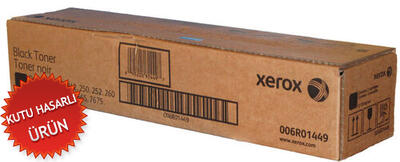 XEROX - Xerox 006R01449 Siyah Orjinal Toner - DC240 / DC242 (C)