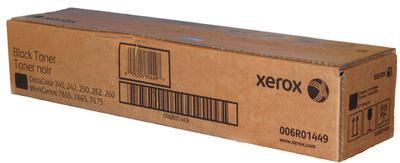 XEROX - Xerox 006R01449 Siyah Orjinal Toner DC240, DC255, DC265, 7655, 7665, 7755, 7765