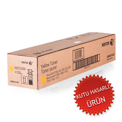 XEROX - Xerox 006R01450 Sarı Orjinal Toner - DC240 / DC265 (C)