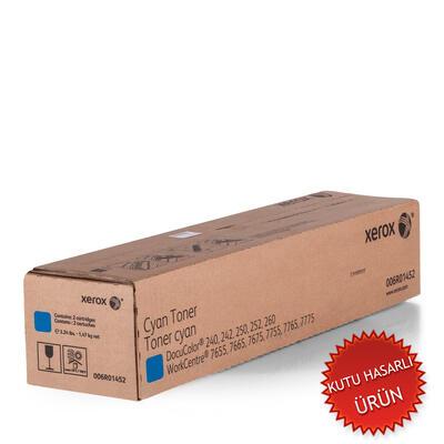 XEROX - Xerox 006R01452 Mavi Orjinal Toner DC240, DC255, DC265, 7655, 7665, 7755, 7765 (C)