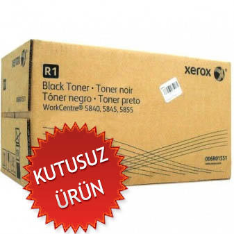 XEROX - Xerox 006R01551 WorkCentre 5840 / 5845 / 5855 Orjinal 2li Paket Toner (U)