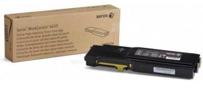 XEROX - XEROX 106R02750 WorkCentre 6655 SARI ORJİNAL TONER