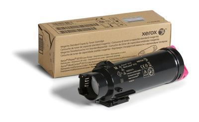 XEROX - Xerox 106R03482 Phaser 6510 / Workcentre 6515 Kırmızı Orjinal Toner Standart Kapasite 1,000 Sayfa
