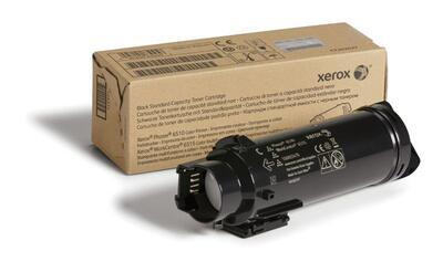 XEROX - Xerox 106R03484 Phaser 6510 / Workcentre 6515 Siyah Orjinal Toner Standart Kapasite 2,400 Sayfa