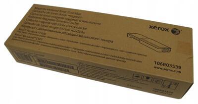 XEROX - Xerox 106R03539 Kırmızı Orjinal Toner - Versalink C400DN / C405DN (Metered)