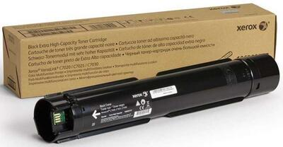 XEROX - Xerox 106R03733 Siyah Orjinal Toner - C7020 / C7025