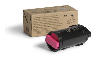 XEROX - Xerox 106R03856 Kırmızı Orjinal Toner Ekstra Yüksek Kapasite - VersaLink C500DN / C505S