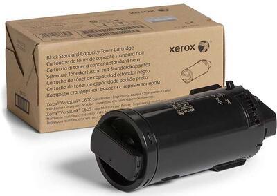 XEROX - Xerox 106R03911 Siyah Orjinal Toner Standart Kapasite - VersaLink C600DN / C605S