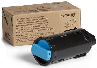 XEROX - Xerox 106R03912 Mavi Orjinal Toner Yüksek Kapasite - VersaLink C600DN / C605S