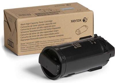 XEROX - Xerox 106R03915 Siyah Orjinal Toner Yüksek Kapasite - VersaLink C600DN / C605S