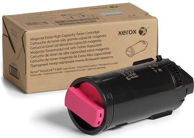 XEROX - Xerox 106R03925 Kırmızı Orjinal Toner Ekstra Yüksek Kapasite - VersaLink C600DN / C605S