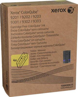 XEROX - Xerox 108R00835 Colorqube 9201 Sarı Orjinal Toner Metered