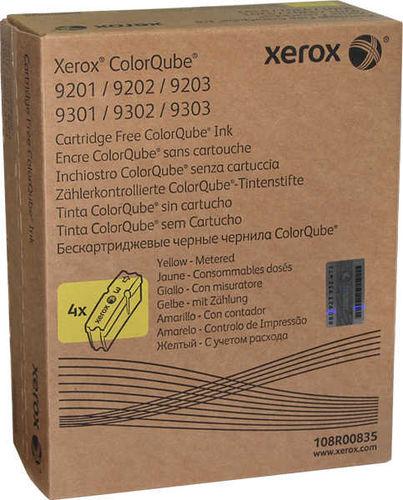 Xerox 108R00835 Colorqube 9201 Sarı Orjinal Toner Metered