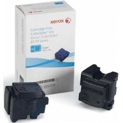 XEROX - Xerox 108R00936 Mavi Katı Mürekkep Toner - ColorQube 8570 (2li Paket)