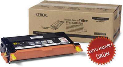 XEROX - Xerox 113R00721 Sarı Orjinal Toner (C)