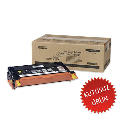 XEROX - Xerox 113R00725 6180 Sarı Orjinal Toner - Yüksek Kapatsite (U)