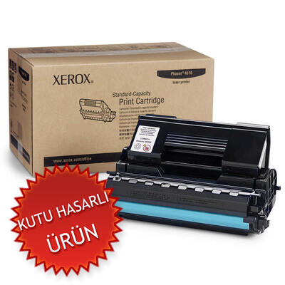 XEROX - Xerox 4510 113R00715 Siyah Orjinal Toner (C)