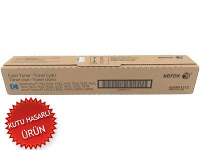 XEROX - XEROX 7525 / 7530 / 7535 / 7545 / 7556 006R01512 MAVİ ORJİNAL TONER (C)