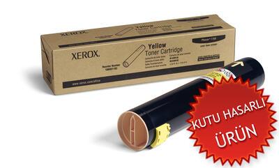 XEROX - Xerox 7760 106R01162 Sarı Orjinal Toner (C)