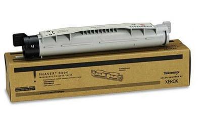 XEROX - XEROX Phaser 6200 016200800 Siyah Orjinal Toner Yüksek Kapasite