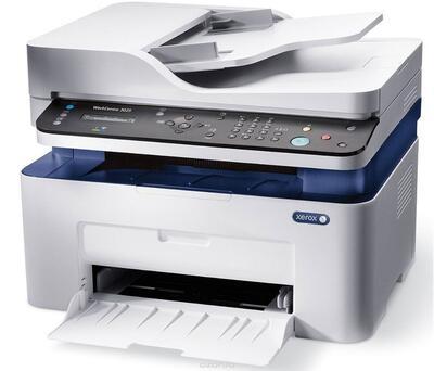 XEROX - Xerox WorkCentre 3025V_NI Fotokopi + Faks + Tarayıcı + Wi-Fi Lazer Yazıcı