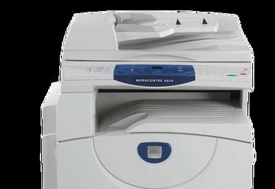XEROX - Xerox Workcentre 5020 V/U Çok Fonksiyonlu Lazer Yazıcı
