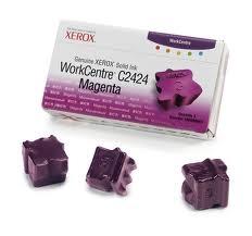 XEROX - XEROX Workcentre C2424 108R00661 KIRMIZI ORJİNAL KARTUŞ